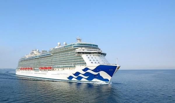 公主邮轮再添新船,奇缘公主号正式加入公主邮轮船队