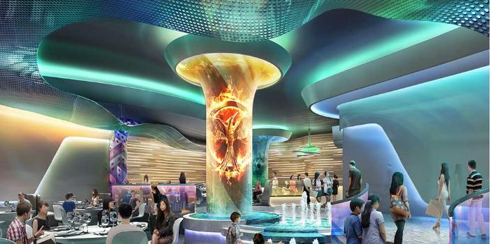 投资180亿元!香港地产商丽新集团联合国际文旅企业打造文娱综合体
