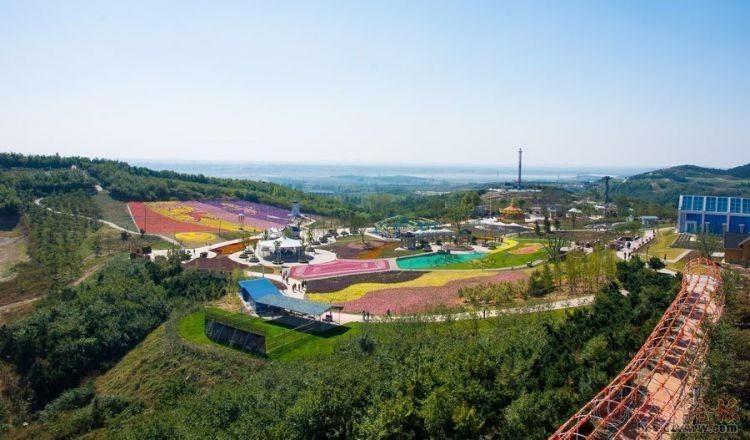 融创入股青岛藏马山度假项目,规划建设用地面积3000亩
