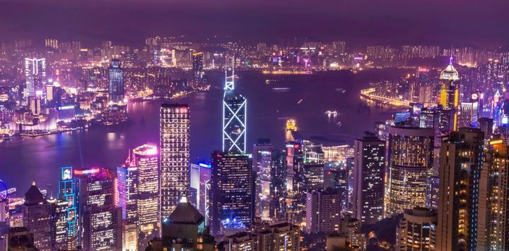 香港去年訪港旅客人數按年下跌14.2%