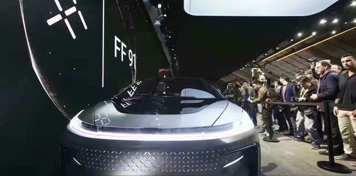 恒大入主FF引全球尖端技术 打造新能源汽车独角兽