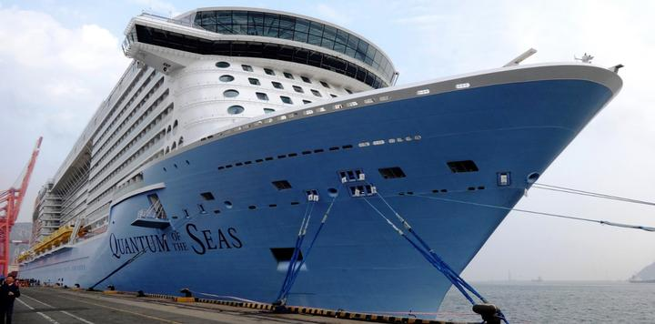 中国人均GDP过万美元,邮轮旅游产业可期