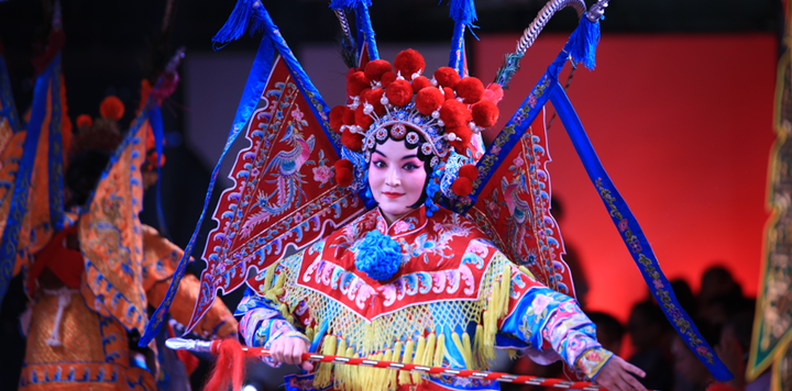 魅力中国•文化旅游国际体验中心开幕