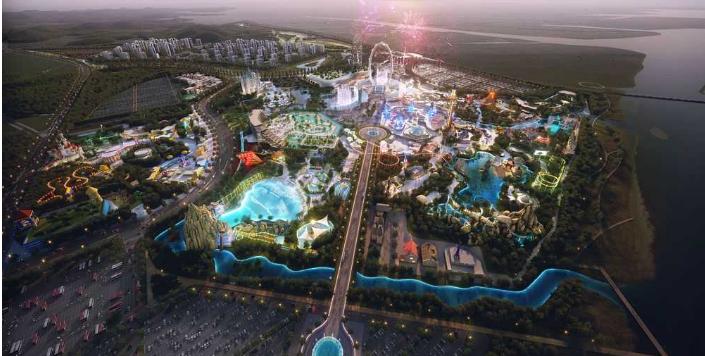 40亿美元!韩国新世界地产拟打造K-pop及恐龙化石国际主题公园