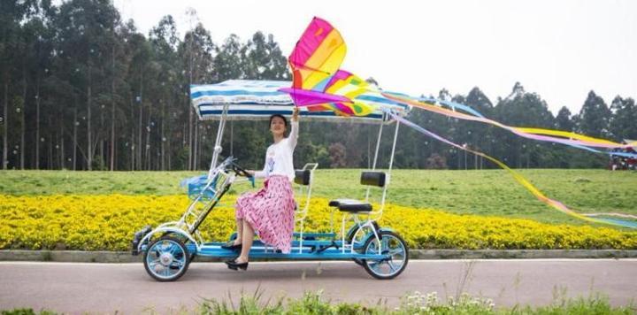 助力智慧景區建設 哈啰出行科技賦能全域旅游