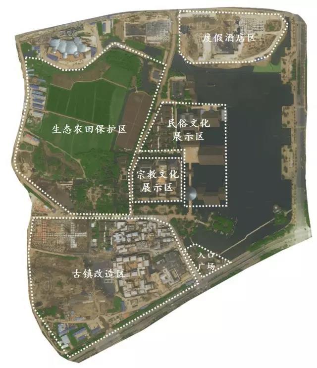 上海最具文化味儿公园呼之欲出,看广富林遗址公园如何图片