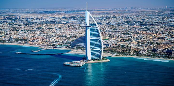 MSC地中海华彩号命名仪式将在迪拜举行