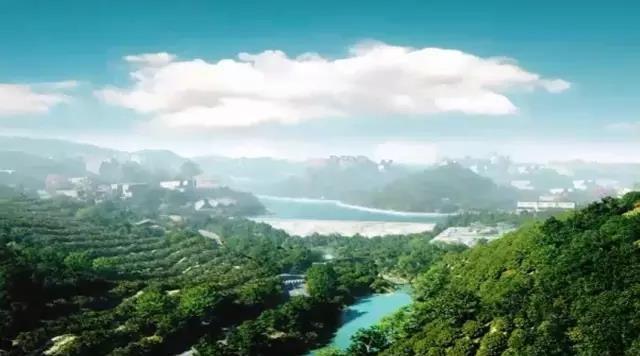 安吉海游天地度假城概念规划及城市设计全球邀标