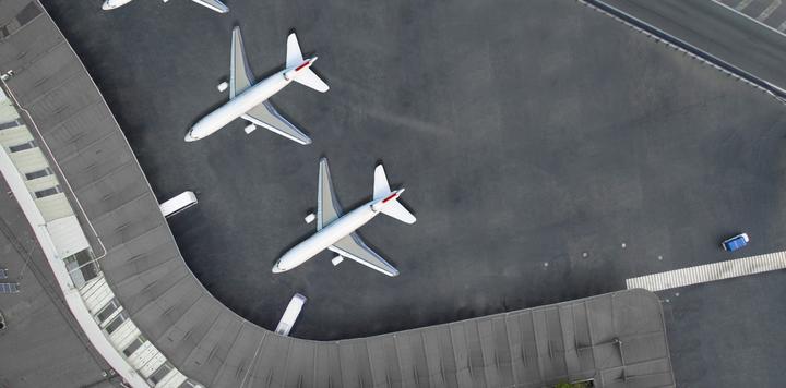 德国法兰克福等四大机场员工罢工,超九万名乘客出行受阻