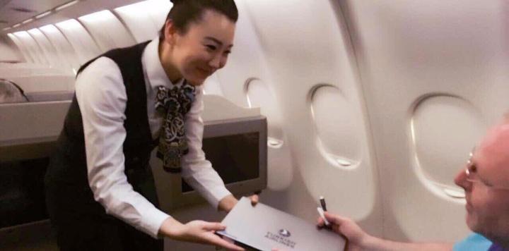 土耳其航空為英美航班商務艙旅客提供機上筆記本電腦