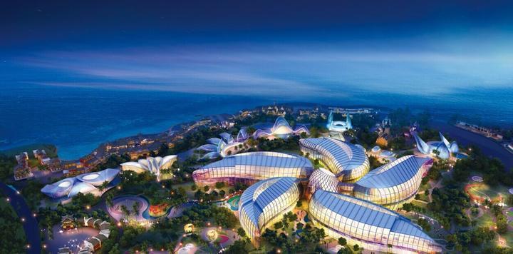 恒大海南兴建世界最大花型人工旅游岛,屡遭未批先建质疑