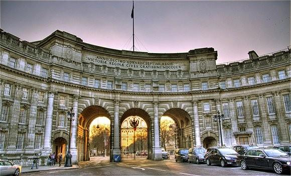 华尔道夫酒店的欧洲版图再添新成员:拿下伦敦地标海军拱门