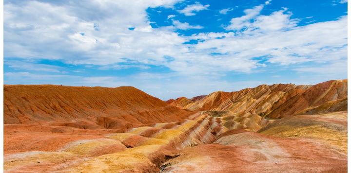 兰州要打造丹霞景区,计划投资约72亿元