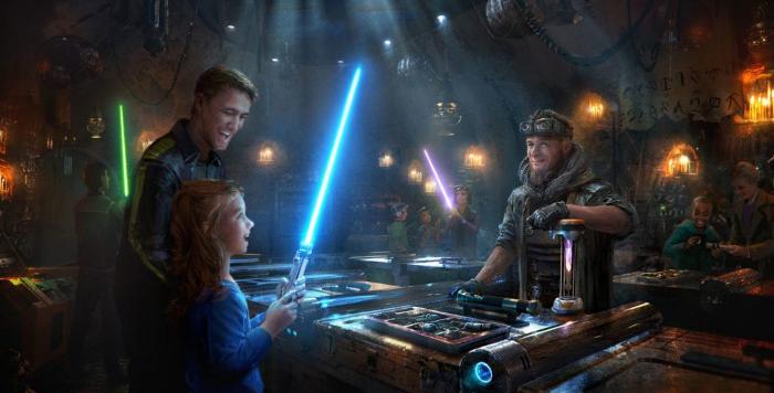 迪士尼宣布星球大战乐园开业日期,预计年游客量提升25%