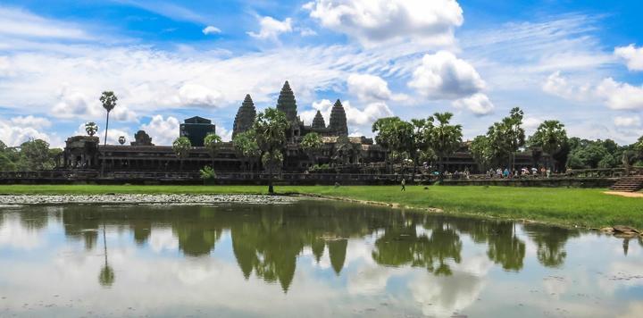 房企柬埔寨淘金,金诚控股2万公顷项目落地与特色小镇棋局