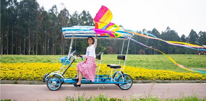哈啰出行韩美:景区业务已实现骑游领域市场?#21152;新实?#19968;