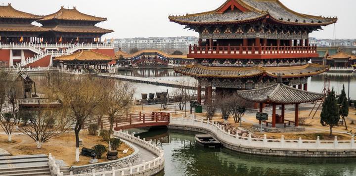 清明上河園進入輔導期,有望打破河南無旅游類上市公司歷史