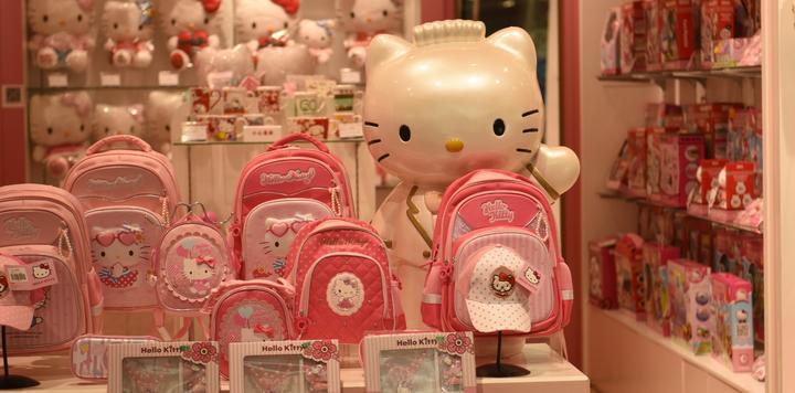 总投资30亿,赣州经开区签约Hello Kitty文化主题乐园项目