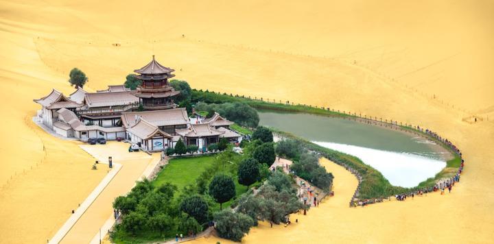 甘肃签订8个文旅项目,意向投资金额达65.7亿元