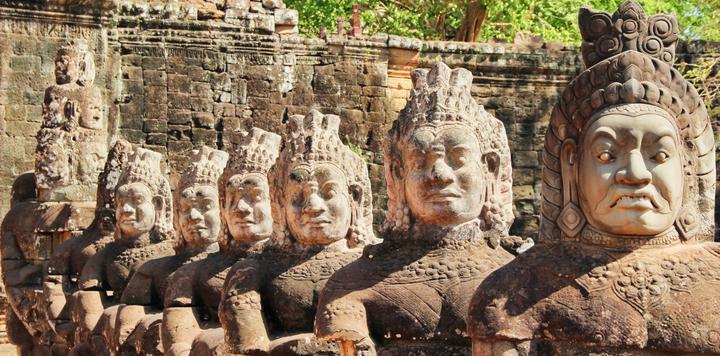 上半年赴柬中国游客超129万人次,同比增逾三成八