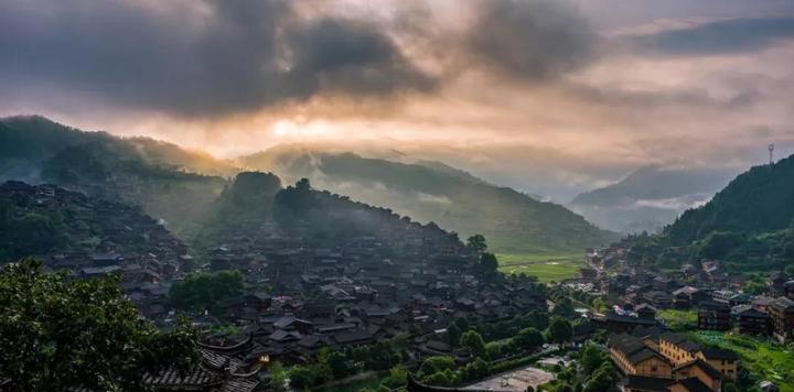山地旅游,民俗文化塑造的美好生活体验