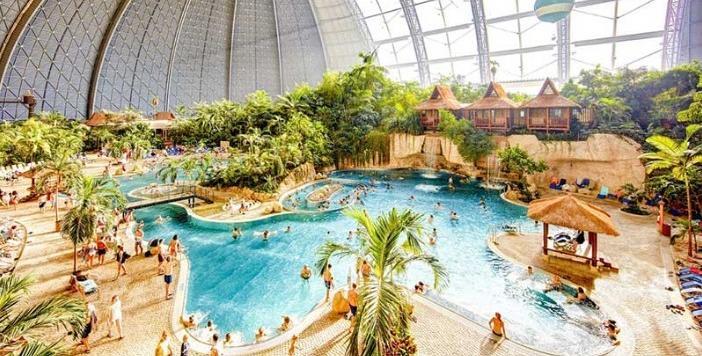 团聚公园集团2.26亿欧元收购世界最大水上乐园,2018财年接待2000万游客