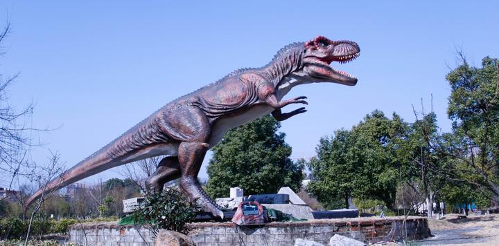 投資3億元,黑龍江嘉蔭北國恐龍樂園項目建設進展迅速