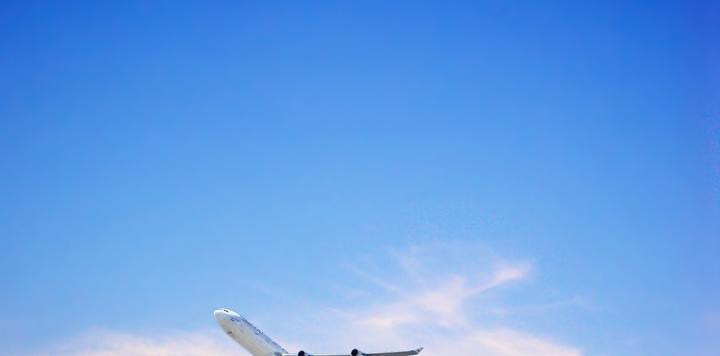 今年前7个月中国民航完成旅客运输量3.81亿人次