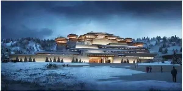 深度解读灵山集团尼山圣境:从场景规划到文化传承,它是如何打造的?