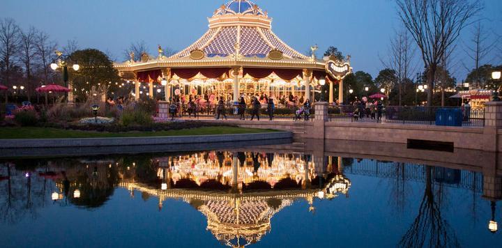 2020中國主題公園競爭力評價報告:上海迪士尼樂園綜合競爭力位列第一
