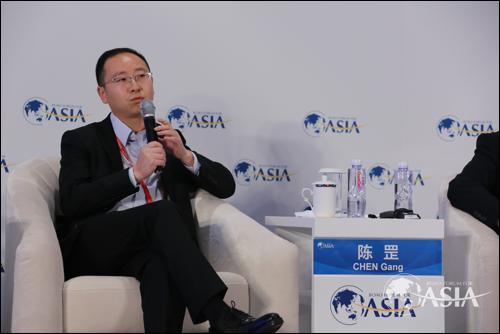 """在博鳌论坛,陈罡说蚂蜂窝将成为旅行者未来的""""黑科技"""""""