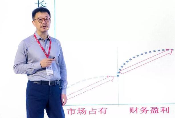 万豪国际集团中国地区酒店业务发展高级副总裁林聪图片