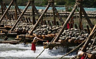 水、藤、布述说人类文明文化的起源