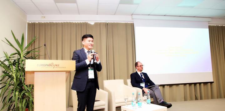 第六届欧洲乡村旅游峰会在立陶宛召开,执惠创始人兼CEO刘照慧受邀出席并发表演讲