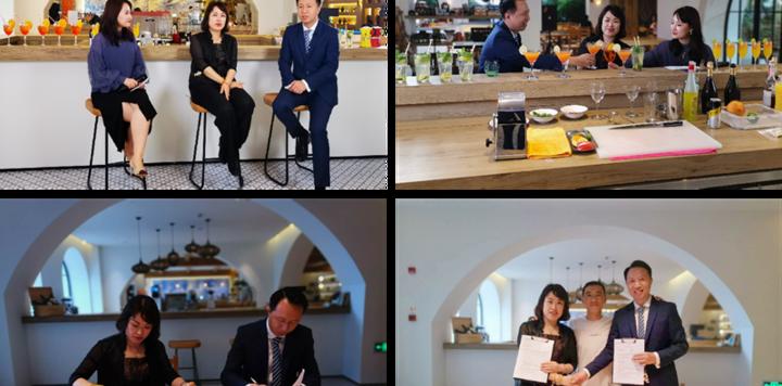 欧暇•地中海特色餐饮引爆网络,加盟新政策助燃投资热情