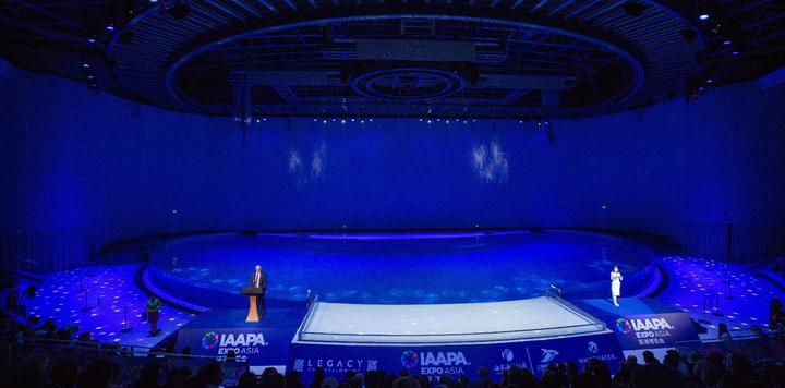 2019IAAPA亚洲博览会开幕晚宴在上海海昌海洋公园成功举办
