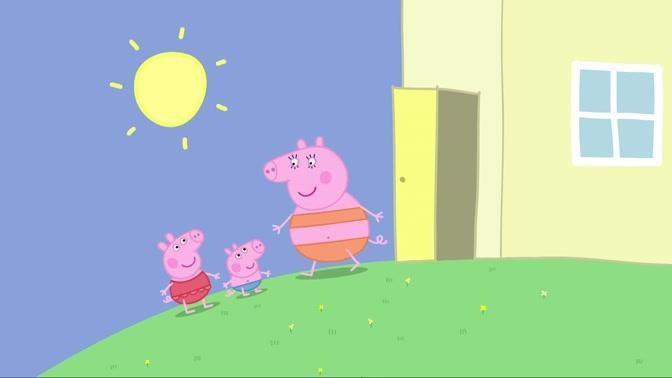 小猪佩奇主题乐园明年将在北京上海推出,默林娱乐ip新