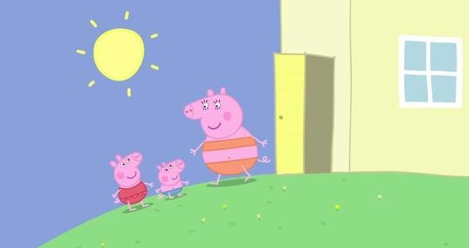 小猪佩奇主题乐园明年将在北京上海推出,默林娱乐IP新目标瞄准乐园内酒店