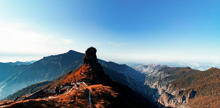 背靠世界遗产梵净山,三特索道转型的喜与忧