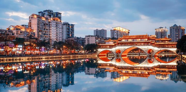 成都:迎大運建公園,打造巴蜀文化旅游走廊