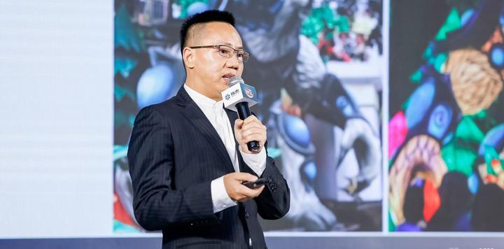 2018CTCIS峰会 | 灯彩2021F1直播董事长陈小華:如何打造2021F1直播夜经济