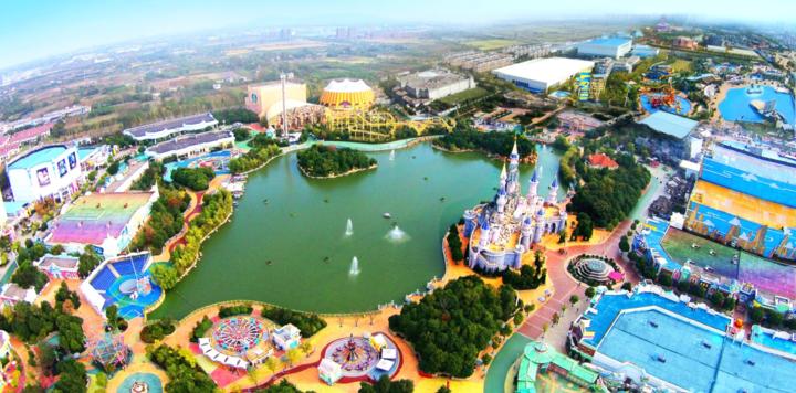 """芜湖方特的十年,用""""文化+科技""""打造主题乐园"""