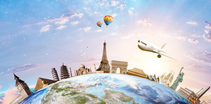 """国庆""""一带一路""""沿线旅游升温,泰国机票需求同比降了40%"""