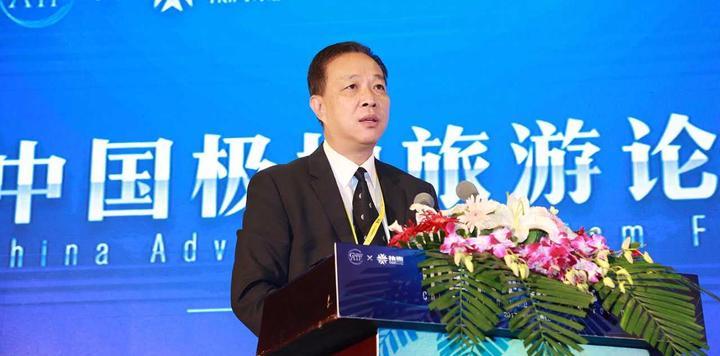 中国旅游协会秘书长张润钢:中国极地旅游发展进步需要行业共同努力