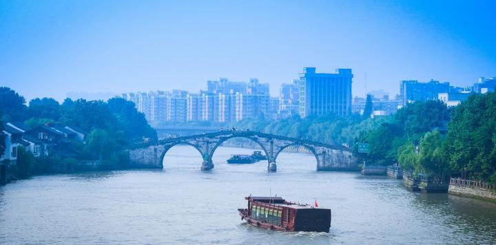 国家发改委:到2023年京杭大运河有条件河段实现旅游通航