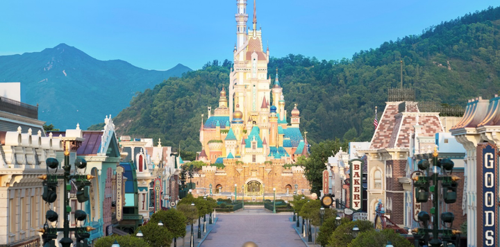 香港迪士尼乐园将于9月25日重开