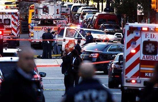 纽约曼哈顿卡车撞人事件嫌犯是 Uber 司机