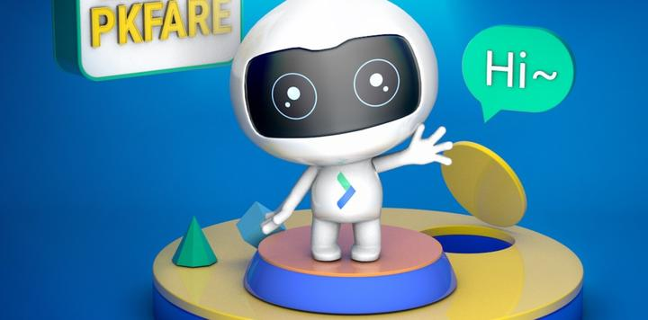 PKFARE (比客)客服机器人正式上线 开启全球旅游B2B人工智能咨询模式