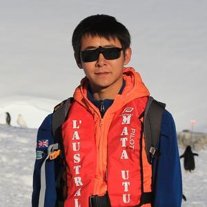 陈辉- 中国国家地理科学考察部主任