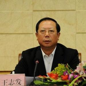 王志发- 原国家旅游局副局长、党组副书记